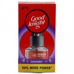 GOOD KNIGHT ACTIV + LIQUID REFILL - LAVENDER, 45 ML