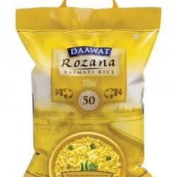 Daawat Rozana Rice 50 no. 10 kg