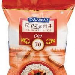 Daawat Rozana Rice 70 no. 10 kg
