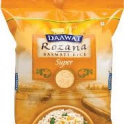 Daawat Rozana Rice 90 no. 5 kg