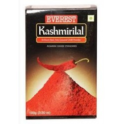 Everest Kashmirilal Chilli Powder 100 gms