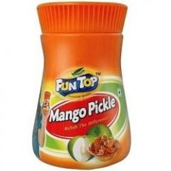 Funtop Mango Pickle 1 kg