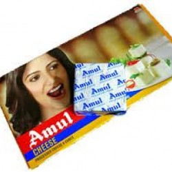 AMUL CHEESE 40CUBES PACK 1KG