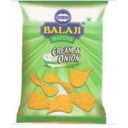 Balaji Wafers Cream Onion