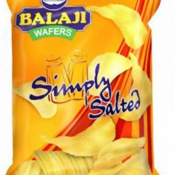 Balaji Wafers Simply Salted