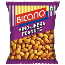 BIKANO HING-JEERA PEANUTS 200gm