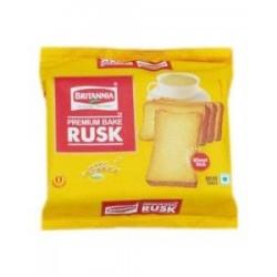 Britannia premium bake rusk 63 gm packet