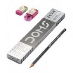 DOMS ZOOM PENCIL 1PACK