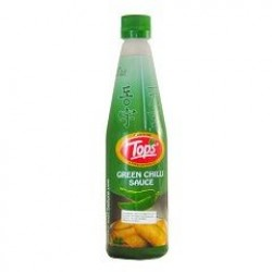 Tops Green Chilli Sauce 200 ml