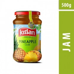 KISSAN PINEAPPLE JAM, 500 G