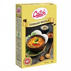 CATCH MASALA - SAMBHAR, 100 G