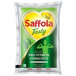 SAFFOLA TASTY - PRO FITNESS CONSCIOUS EDIBLE OIL, 1 L POUCH