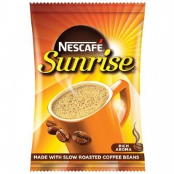 NESCAFE SUNRISE INSTANT COFFEE - CHICORY MIXTURE, 50 G