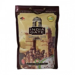 INDIA GATE BASMATI RICE - CLASSIC, 5 KG BAG