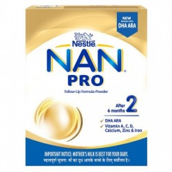 NESTLE NAN PRO 2 FOLLOW-UP FORMULA POWDER 400 G