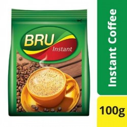 BRU INSTANT COFFEE, 100 G