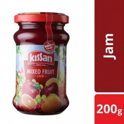 KISSAN MIXED FRUIT JAM, 200 G