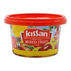 KISSAN MIXED FRUIT JAM, 100 G BOX