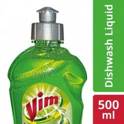 VIM DISHWASH GEL - LIME, 500 ML
