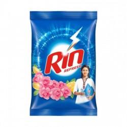 RIN REFRESH LEMON & ROSE DETERGENT POWDER, 500 G