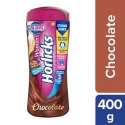 WOMEN'S HORLICKS HEALTH & NUTRITION DRINK - CHOCOLATE FLAVOUR 400G