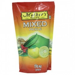 MOTHER'S RECIPE PICKLE - MIXED, 500 G POUCH