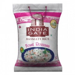 INDIA GATE BASMATI RICE - FEAST ROZZANA, 5 KG