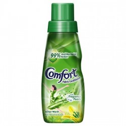 COMFORT AFTER WASH ANTI BACTERIAL FABRIC CONDITIONER, 220 ML