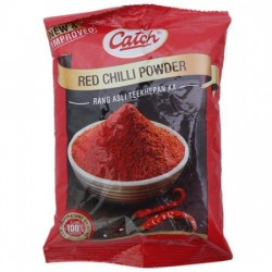 CATCH POWDER - RED CHILLY, 100 G