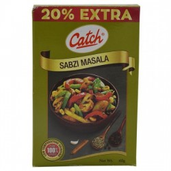 CATCH MASALA - SABZI, 50 G