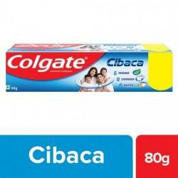 COLGATE CIBACA TOOTHPASTE - ANTICAVITY, 175 GM