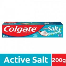 COLGATE ACTIVE SALT TOOTHPASTE, 200 G