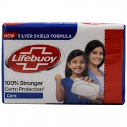 LIFEBUOY SOAP BAR - CARE, 56 G