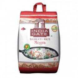 INDIA GATE BASMATI RICE - MOGRA/BROKEN, 10 KG BAG