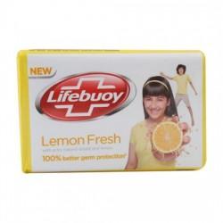 LIFEBUOY SOAP BAR - LEMON FRESH, 56 G