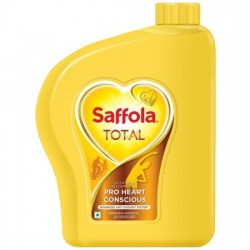 SAFFOLA TOTAL - PRO HEART CONSCIOUS EDIBLE OIL, 1 L JAR