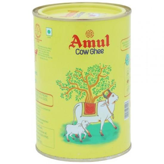 AMUL COW GHEE, 1 L TIN