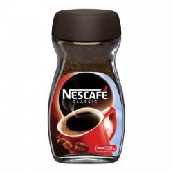 NESCAFE CLASSIC COFFEE POWDER, 200 G GLASS JAR
