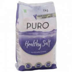 PURO SALT - UNREFINED, 100% NATURAL, 1 KG