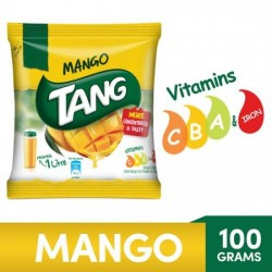 TANG INSTANT DRINK MIX - MANGO, 100 G