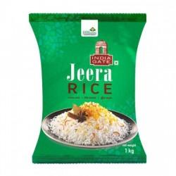 INDIA GATE RICE - JEERA, 1 KG
