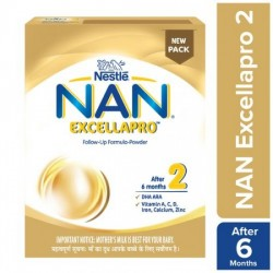 NESTLE NAN EXCELLA PRO 2 - FOLLOW-UP FORMULA POWDER 400 G