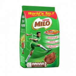 NESTLE MILO ACTIVE GO CHOCOLATE FLAVOUR, 400 G