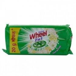 WHEEL GREEN DETERGENT BAR, 260 G