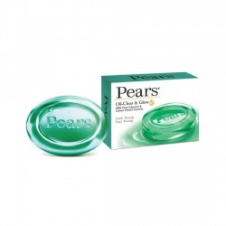 PEARS OIL CLEAR WITH LEMON SOAP 75 GMS