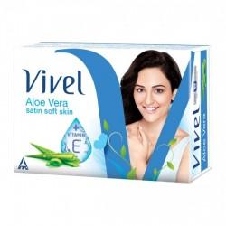 VIVEL ALOE VERA SOAP, 100G