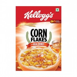 KELLOGG'S CORN FLAKES WITH HONEY, 630G