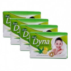 DYNA LIME & ALOEVERA EXTRACTS (100 G X 4PCS)