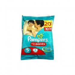 Pampers Baby-Dry Pants (S)