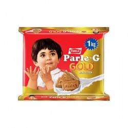 PARLE BISCUITS - GLUCO GOLD, 200 G POUCH